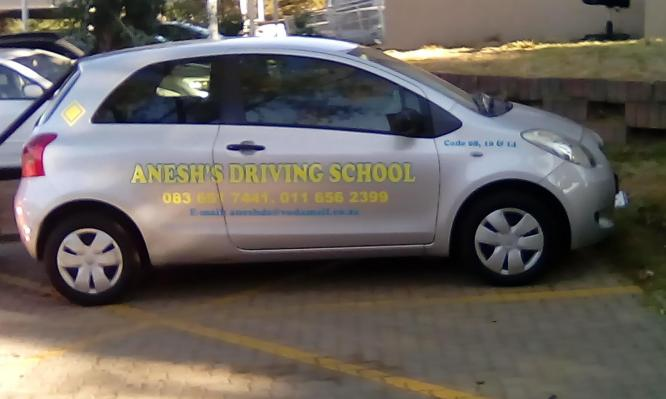 Anesh's Driving School