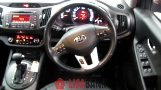 Kia Sportage 2.0 AWD A/T 2013