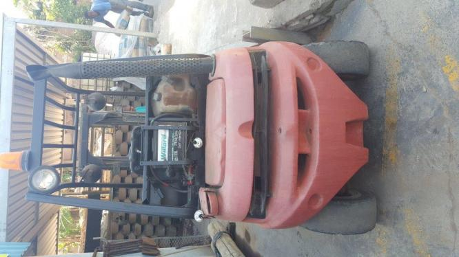 LINDE FORKLIFT FOR SALE