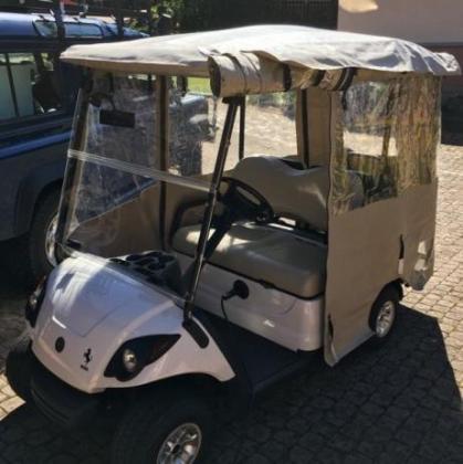 Mint Mint Mint 2015 Yamaha Golf Cart For Sale