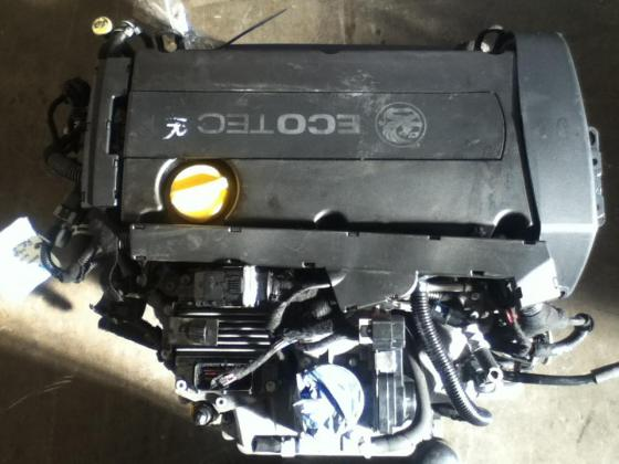 Opel Astra 1.6 16V (Z16XEP) Engine for Sale