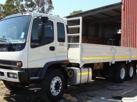 Truck For Hire Local and Long Distance in Johannesburg, Gauteng