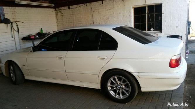 BMW 530D in excellent condition