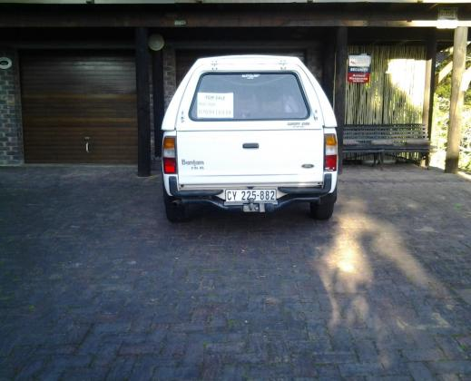 1.3i XL Ford Bantam - Rocam