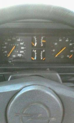 OPEL ASCONA GSI 1988 One owner low km