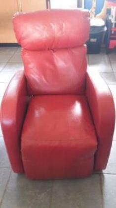 Red recliner for sale