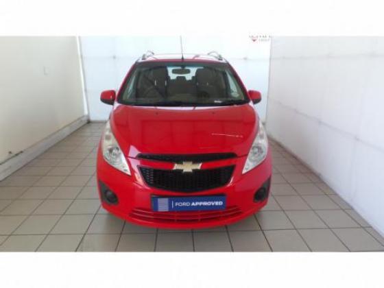 2012 Chevrolet Spark 1.2 L 5Dr