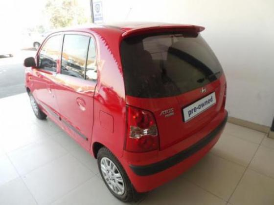 2010 Hyundai Atos 1.1 GLS