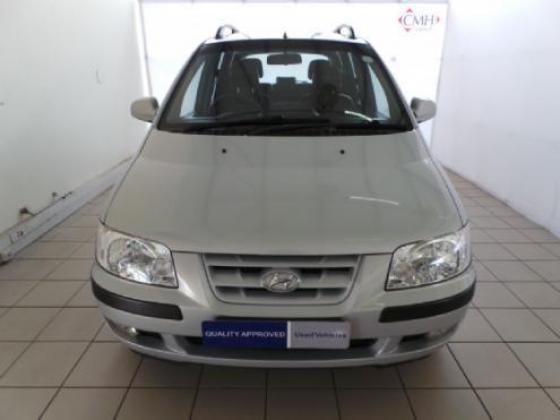 2004 Hyundai Matrix 1.6 GLS