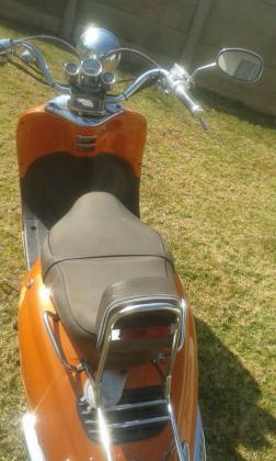 2011 BIG BOY Scooter