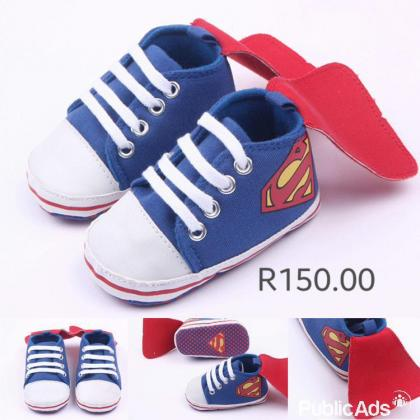 Superman clothing and footwear