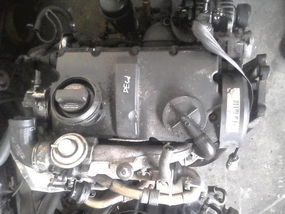 VW Sharan 1.9TDI (AUY) Engine for Sale