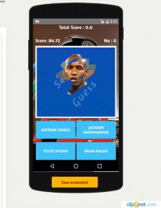 Mzansi Footbalerz Quiz