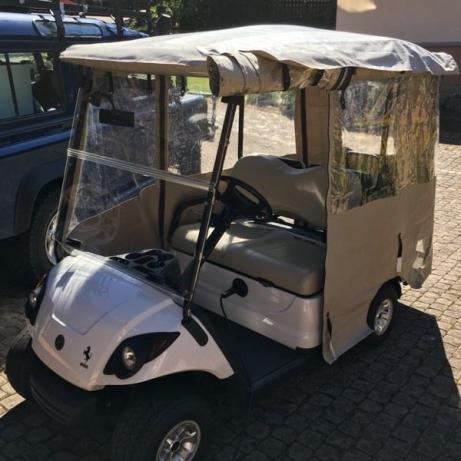 Mint Mint Mint 2015 Yamaha Golf Cart For Sale Krugersdorp Other Public Ads