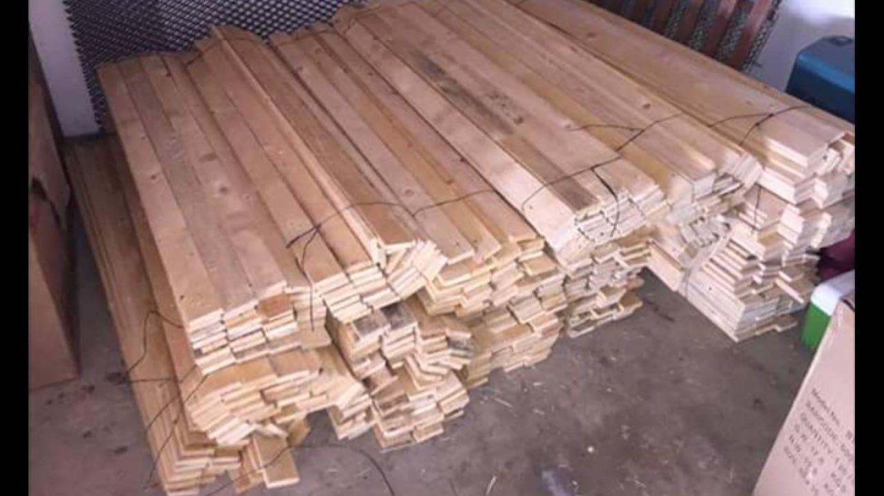 Pallet Wood Planks For Sale Ideal For Furniture Fencing Decking Etc Johannesburg Public