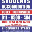Affordable students accommodaion in pretoria