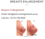 Natural Breast Enlargement Cream for Larger Breasts
