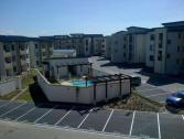 Specious Two Bedroom Stylish Apartment Pool Gym Braai Luandry Mode De Vie Burgundy Estate