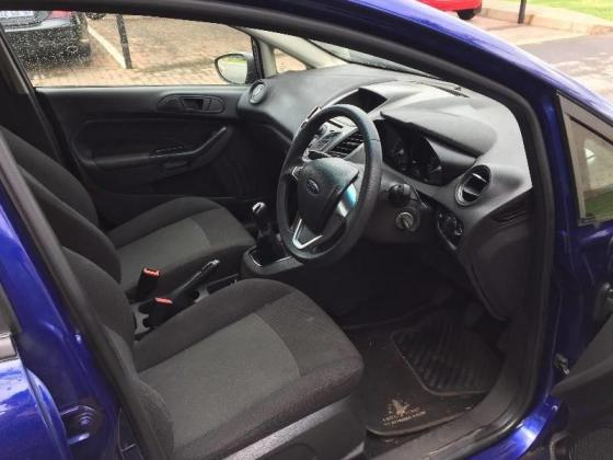2014 Ford Fiesta 1.6 Tdci Trend 5dr