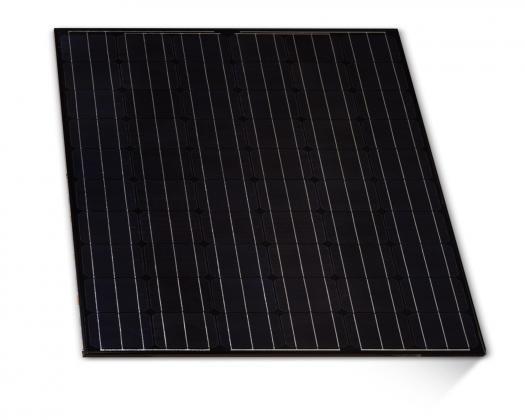300W amerisolar mono black on special  R2900