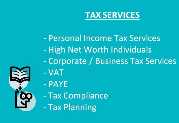 Accounting - Tax - Bookkeeping