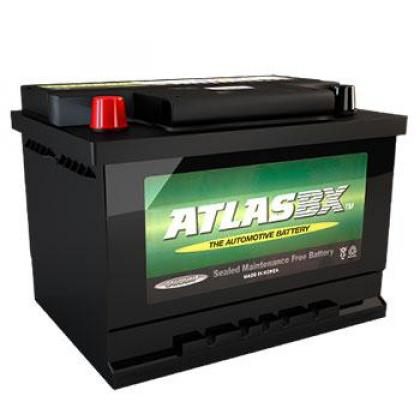 Atlas 619 12v 45ah Car Battery - Maiden Electronics Battery Fitment Centre in Kyalami, Gauteng
