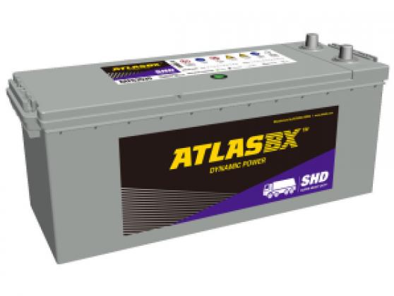 Atlas 683 12v 120ah Truck Battery - Maiden Electronics Battery Fitment Centre in Kyalami, Gauteng