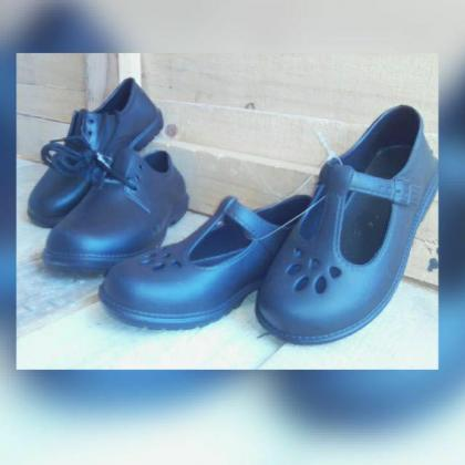 Croc School Shoes