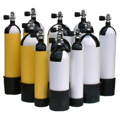 Gas Cylinders Supplies(MKN 45-100)