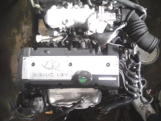 Hyundai Getz 1.4 (G4EE) Engine for Sale