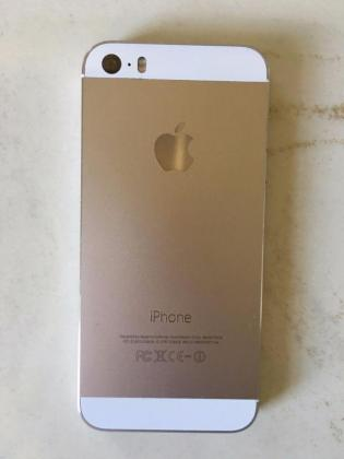 iPhone 5s 64GB GOLD Excellent Condition