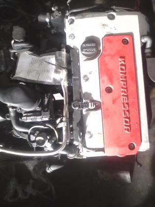 Mercedes Kompressor CLK230 Engine for Sale