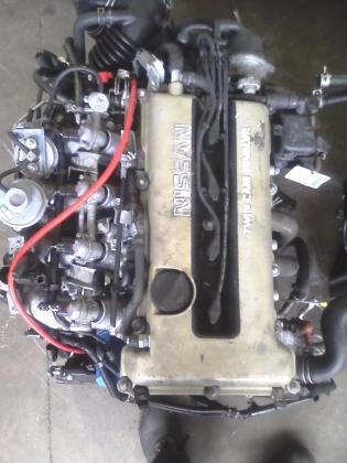 Nissan Sentra 2.0 (SR20DE) Engine for Sale