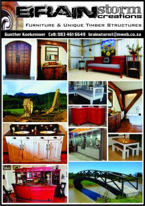 Professional custom made furniture and unique timber structures
