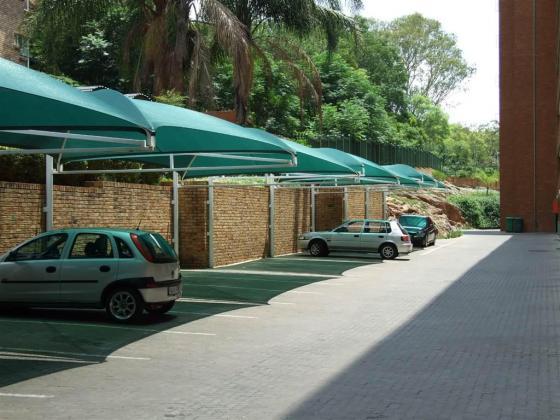 Shadeports installation in Vryburg