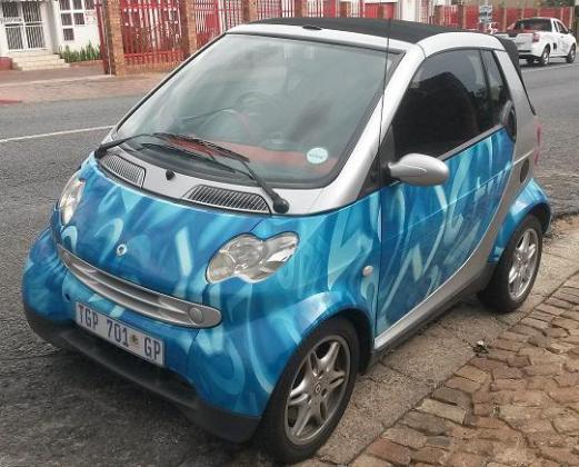 Smart ForTwo Cabrio 0.8