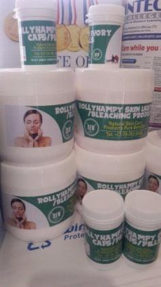 The simple and unique combination of Rollyhampy skin care products