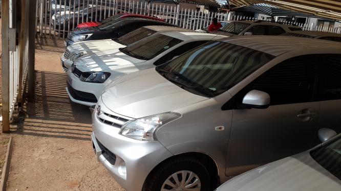 Toyota Avanza 1.5 2014 Model