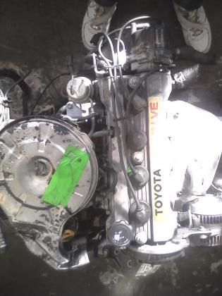 Toyota Corrolla 1.6 Carb (4AFE) Engine for Sale