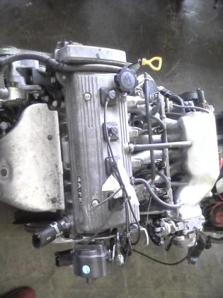 Toyota Corrolla 1.6i (4AFE) Engine for Sale