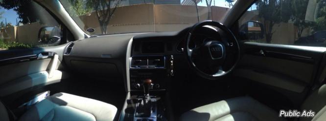 Audi Q7 3.0 TDi Quattro Excellent Condition