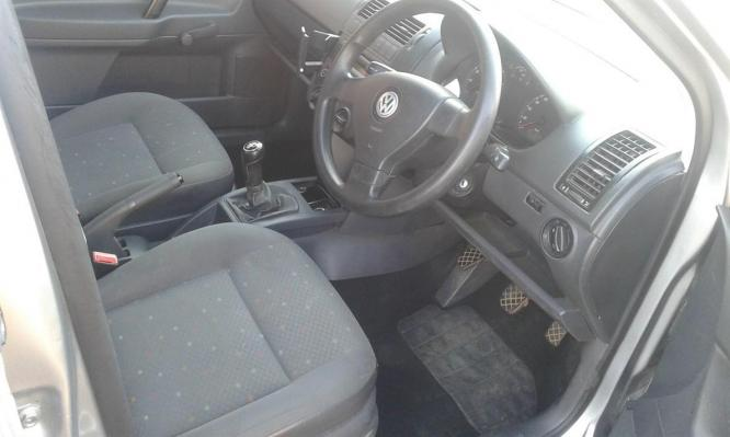 2007 Volkswagen (VW) - Polo 1.6 (74 kW)