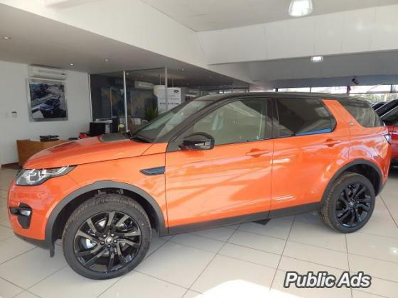 2015 Land Rover Discovery Sport 2.2 SD4 HSE