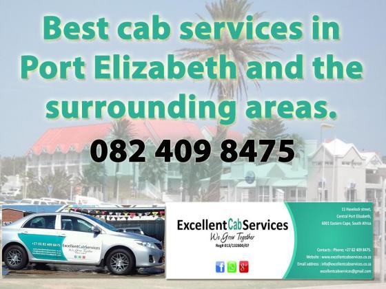 Taxi Service - Excellent Cab Cervices Pty. Ltd
