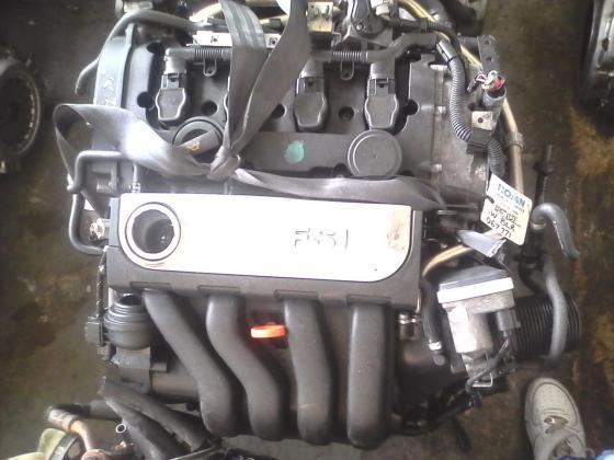 VW Golf 5 2.0 (BLR) FSI Engine for Sale in Johannesburg, Gauteng