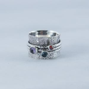Beautiful imported sterling Silver Gemstone Jewellery
