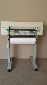 Hewlett Packard DesignJet 350C 24 inch plotter