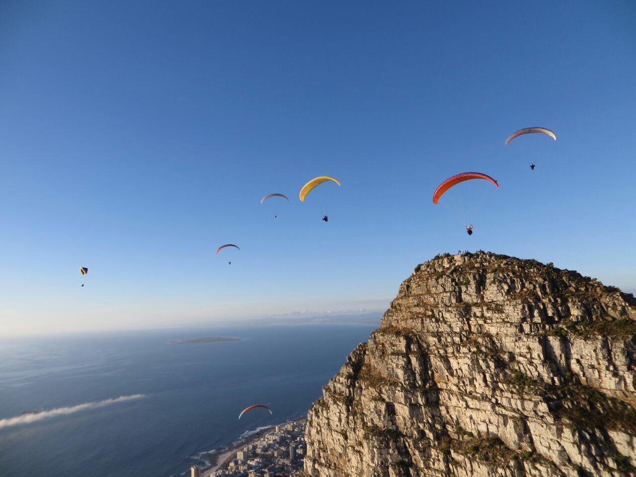 Parapax - The Best Tandem paragliding Company | Cape Town ...