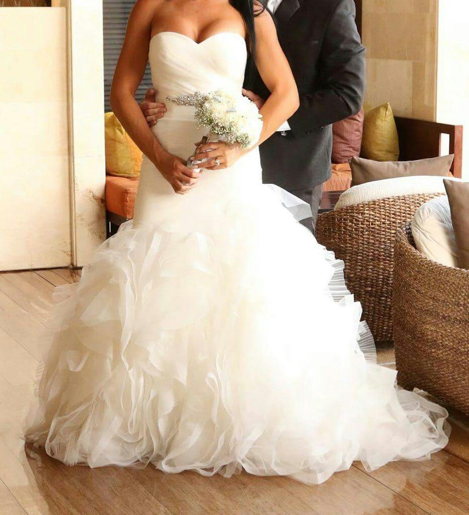 Pronovias Wedding Gown For Hire Durban Public Ads Wedding Dress Hire