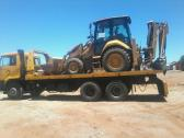 16 ton rollback for hire